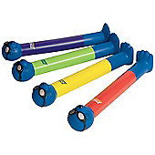 Zoggs Seal Dive Sticks Pack of 4
