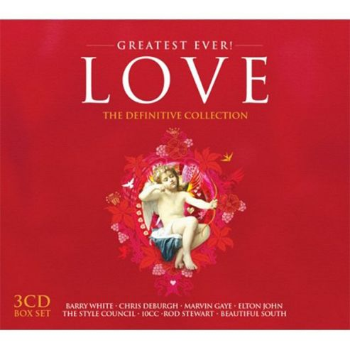 Greatest Ever! Love- The Definitive Collection