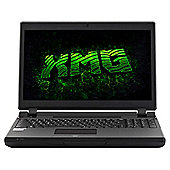 XMG P504 15.6 inch Pro Gaming Laptop Intel Core i7 nVidia Graphics