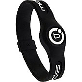 Bioflow Mens Sport Magnetic Therapy Wristband in Medium Red