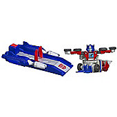 Transformers Bot Shots Launcher Optimus Prime - Action Figures