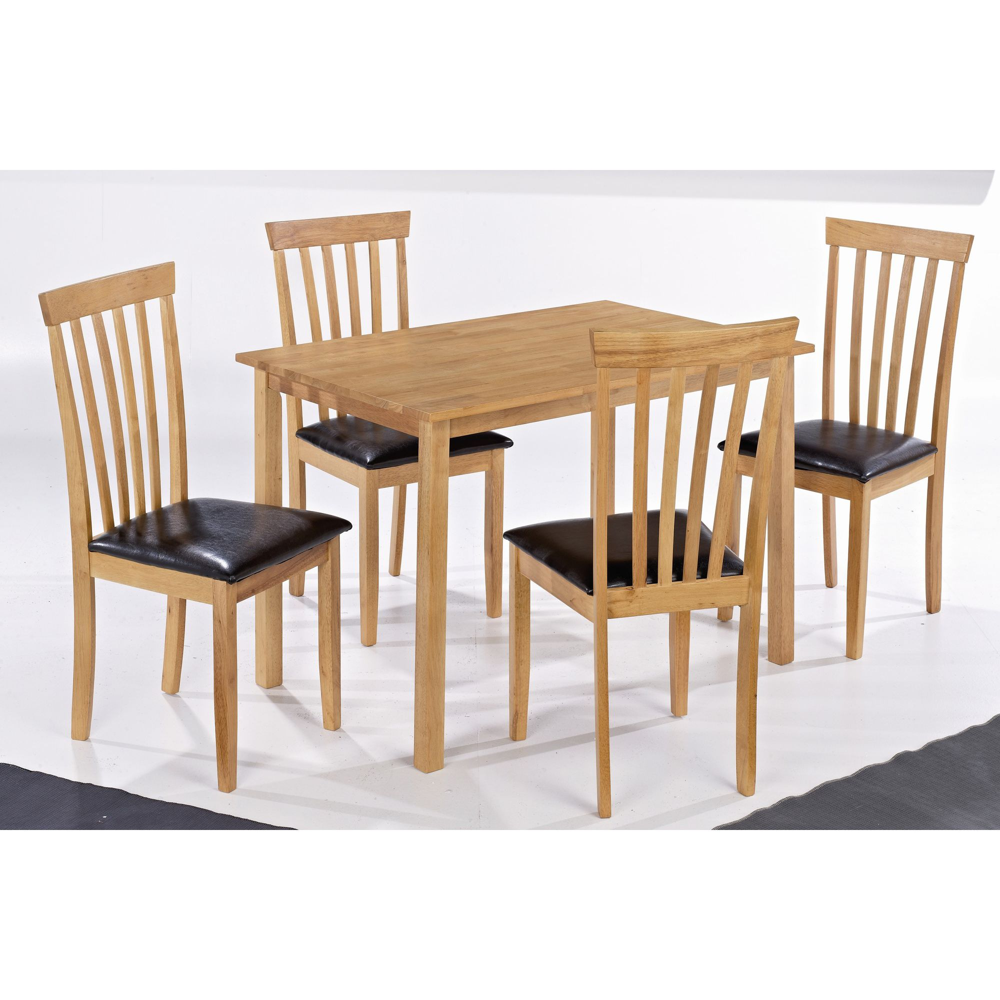 Home Zone Newark 5 Piece Dining Set