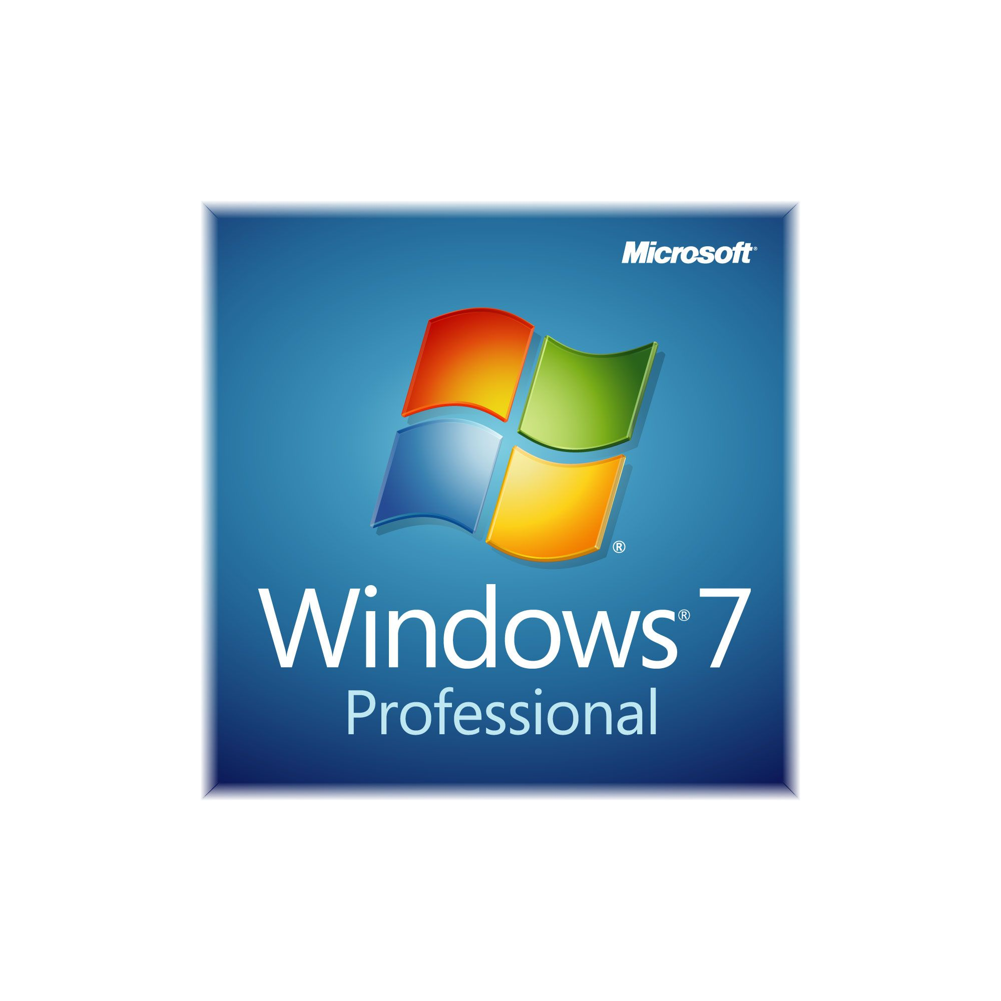 Microsoft Windows 7 Professional at Tesco Direct