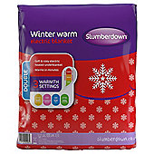 Slumberdown Electric Blanket Double