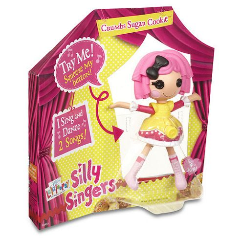 Mini Lalaloopsy Silly Singers - Crumbs Sugar Cookie