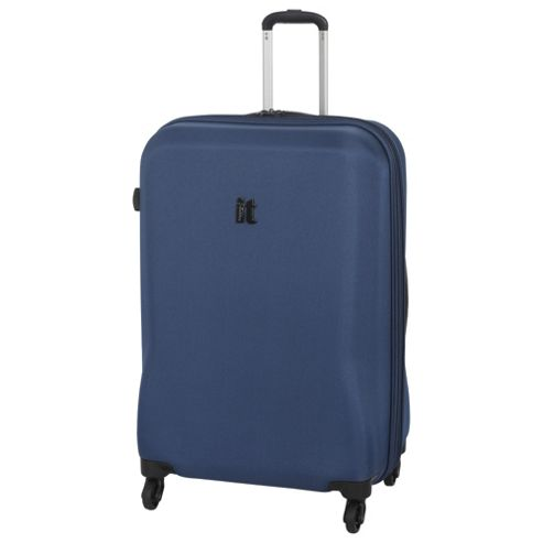 buy it luggage frameless 4 wheel suitcase poseidon purple. Black Bedroom Furniture Sets. Home Design Ideas