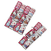 Hello Kitty Christmas Crackers, 6 Pack