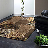 Mastercraft Rugs Galleria Animal Print Rug - 160cm x 230cm