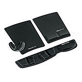 Fellowes Keyboard Palm Support Graphite