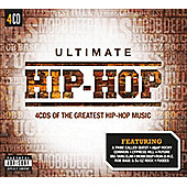 Various Artists Ultimate Hip Hop (4CD)