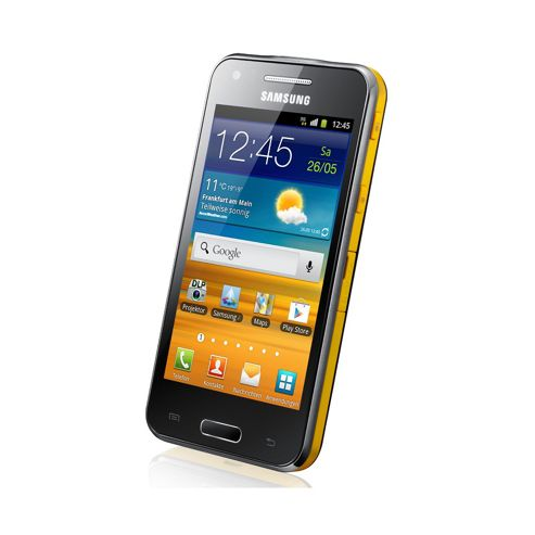 SIM Free Unlocked Samsung Galaxy Beam Black