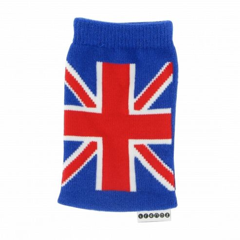 Trendz TZSKUJ Phone Sock - Union Jack