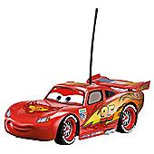 Cars RC Lightening McQueen 1-24 Scale