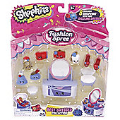 Shopkins Fashion Deluxe Packs - Best Dressed Collection