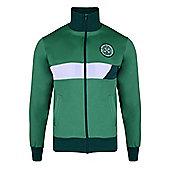 Celtic 1986 Track Jacket - Green & White