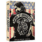 Sons Of Anarchy - Series 1 - Complete (DVD Boxset)