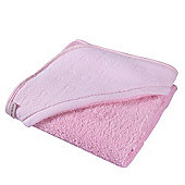 Clair de Lune Luxury Hooded Towel (Cotton Candy Pink)