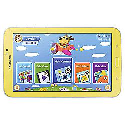 "Samsung Galaxy Tab 3 Kids, 7"" Tablet, 8GB, WiFi - Yellow"