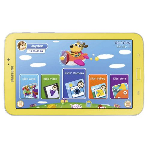 Samsung Galaxy Tab 3 Kids 7 8GB WIFI Yellow