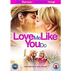 Love Me Like You Do DVD
