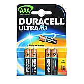 Duracell Plus Long Life AAA Alkaline Batteries
