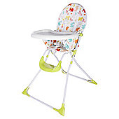 Tesco Jungle Print Highchair