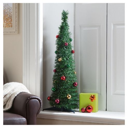 buy festive 3ft green pop up christmas tree from our. Black Bedroom Furniture Sets. Home Design Ideas