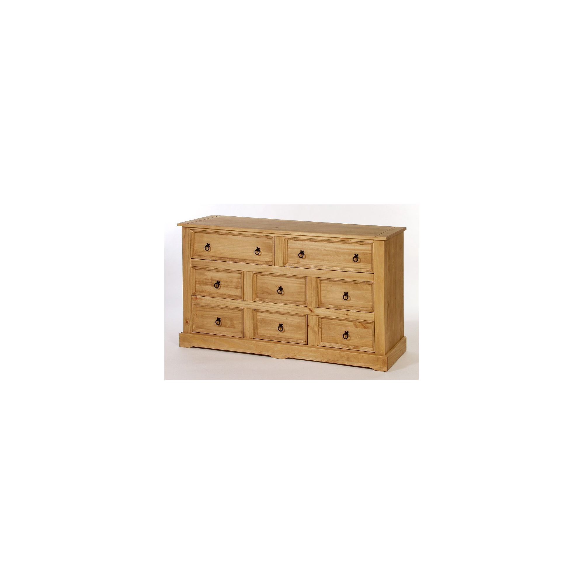 Home Essence Windmill 6 Over 2 Drawer Wide Chest at Tesco Direct