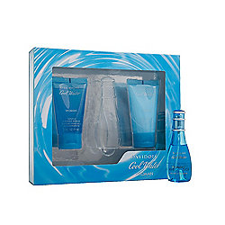 Coolwater F EDT 30ML & Shower Gel 50ML & Body Lotion 50ML