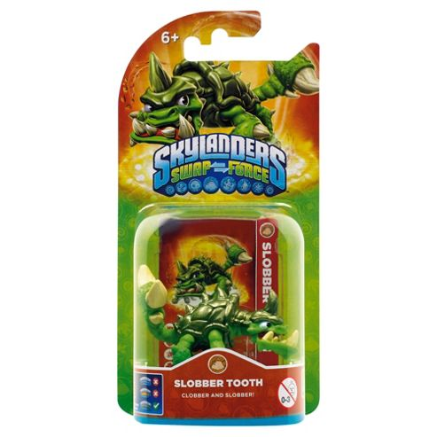 Skylanders Swap Force Single Character : Slobber Tooth