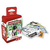 Shuffle Monopoly Deal Travel Card Game