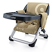 Concord Lima Folding Travel Chair (Honey Beige)