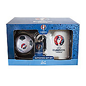 Euro 2016 Gift Set mug, Stress ball, key ring