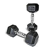 Bodymax weights - 2 x 27.5kg