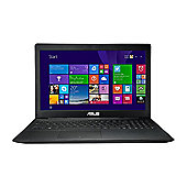 "ASUS X553MA, 15.6"" Laptop, Intel Celeron, 4GB RAM, 750GB - Black"