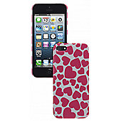 Trendz Case for iPhone 5 - Sparkle Heart
