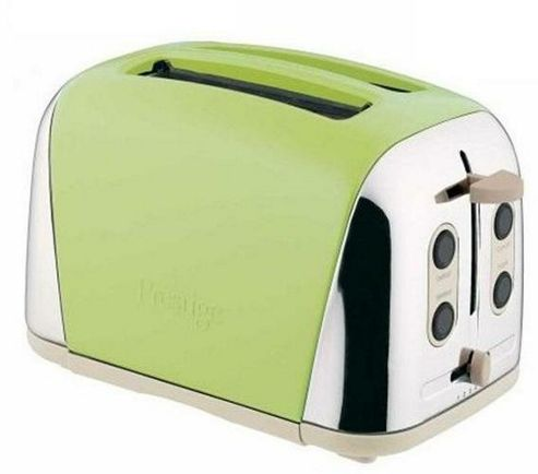 Meyer Prestige Deco Two Slice Toaster Apple Green