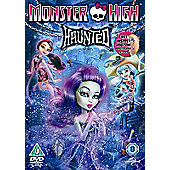 Monster High: Haunted DVD