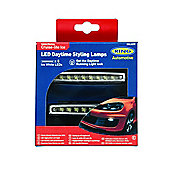 8 X LED Daytime Styling Lamps