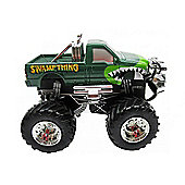 Mini Swamp Thing Licensed Electric RC Monster Truck