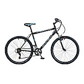 "Claud Butler CBR Reactive Mens 22"" Black All Terrain Bike"