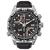 Timex Intelligent Quartz Compass Chronograph Watch T49867