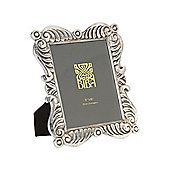 Pied A Terre Jasmine Silver Photo Frame 8X10 In Silver