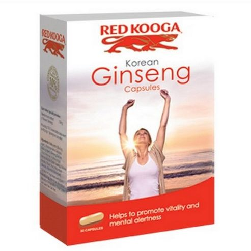 Red Kooga Ginseng Capsules