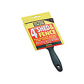 Rodo Ffjsfb Shed & Fence Brush 100Mm
