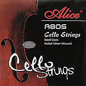 Alice 4/4 Size Cello Strings