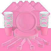 New Baby Pink Party Pack For 60