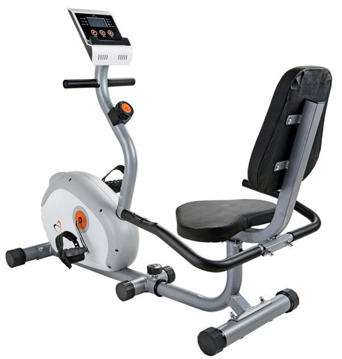 V-fit G-RC RECUMBENT MAGNETIC EXERCISE CYCLE