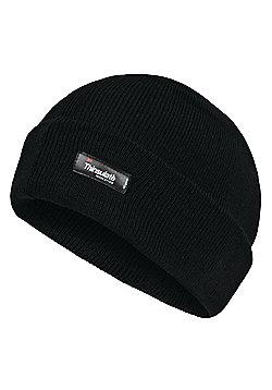 Summit Mens Thinsulate Beanie Hat