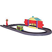 Chuggington DieCast Zephies Magic Stage Set